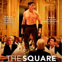The Square se estrena en Chile el 9 de Noviembre. Distribuye @Cinecolorfilms